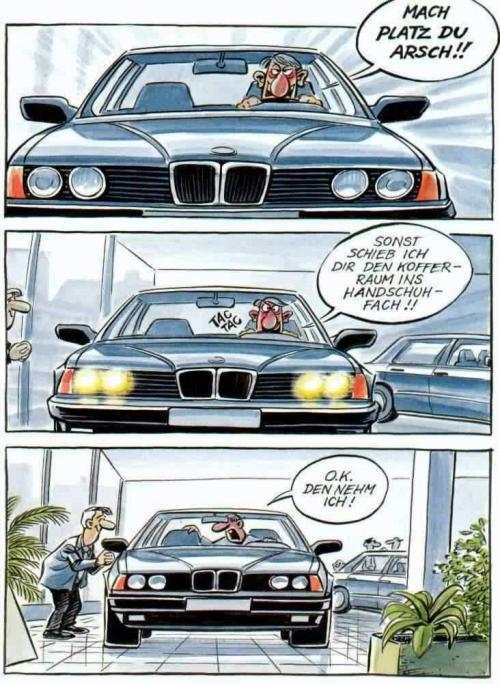 BMW Jokes - BMW 3-Series and 4-Series Forum (F30 / F32